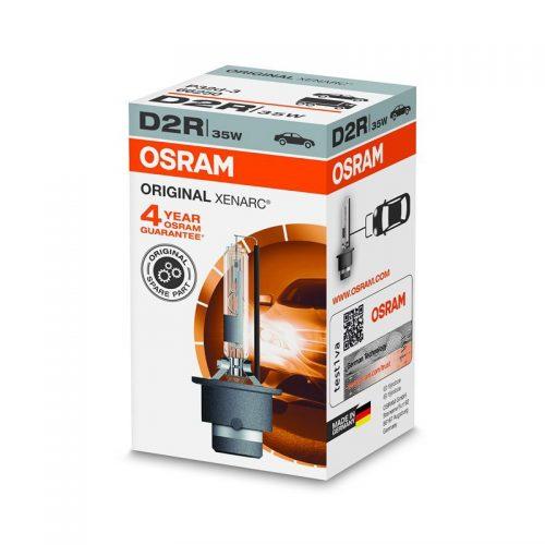 D2R Xenarc Original 66250 35W P32D-3 4X1 FS1 by OSRAM