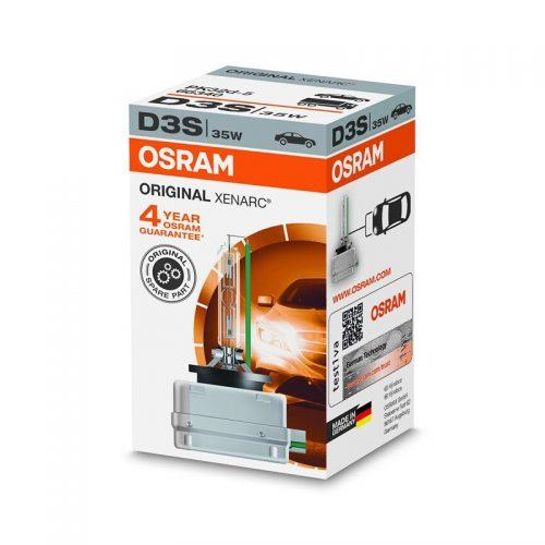 D3S Xenarc Original 66340 35W PK32D-5 4X1 FS1 by OSRAM