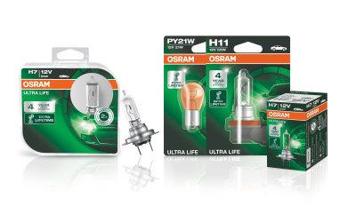 ULTRA LIFE AUX - Auto Lamps for Gauges
