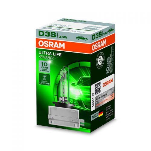 D3S Xenarc Ultra Life 66340ULT 35W PK32D-5 FS1 by OSRAM