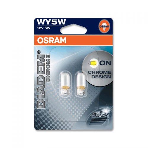 WY5W  2827DC-02B 5W 12V W2