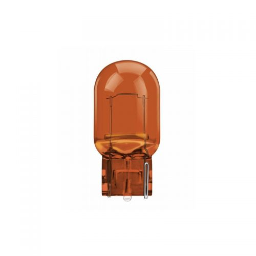 WY21W  7504 ORANGE 21W 12V WX3x16d UNV1 by OSRAM