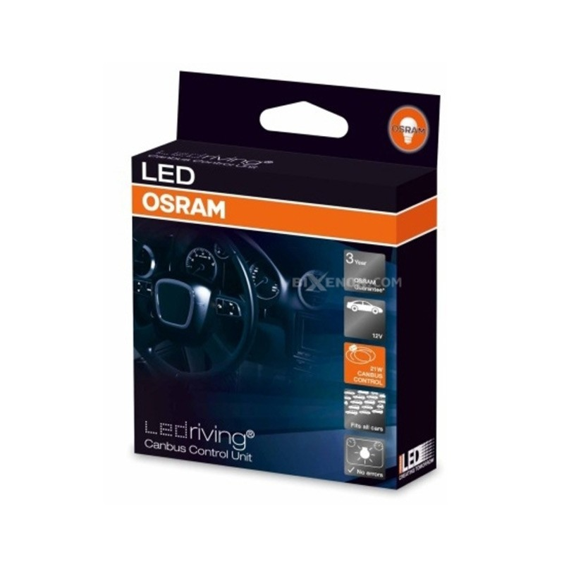 LEDriving® Canbus Control Unit (2er set - 21W) new by OSRAM
