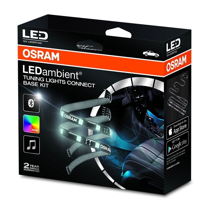 LEDambient TUNING LIGHTS CONNECT BASE KIT by OSRAM