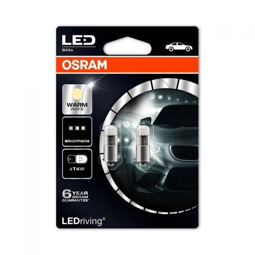 T4W  3850WW-02B 12V T4W 4.000K by OSRAM